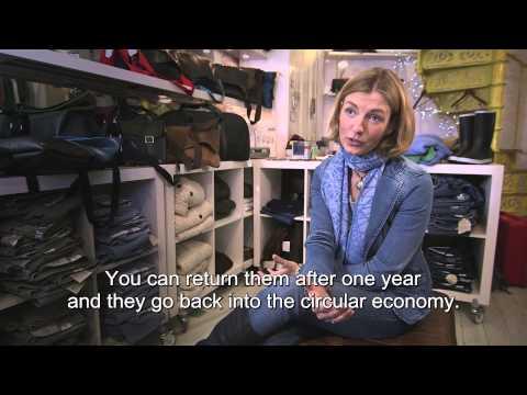 Circular economy: saving resources, creating jobs