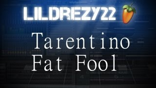 [808 Mafia - Tarentino - Fat Fool [FL Studio Remake]]