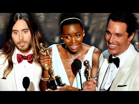 Oscars 2014: 7 Memorable Acceptance Speeches!