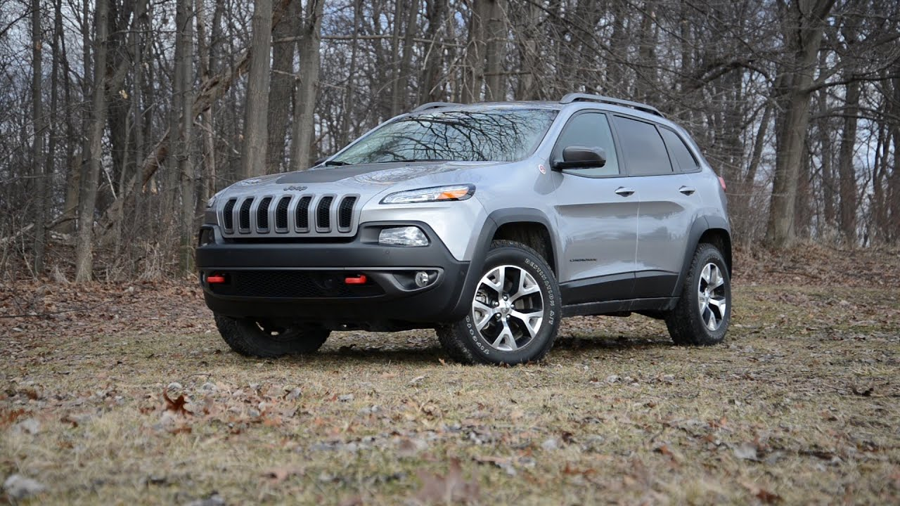 2014 jeep cherokee trailhawk review youtube. Black Bedroom Furniture Sets. Home Design Ideas