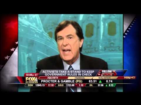 Tom DeWeese Discusses Agenda 21 on Fox News