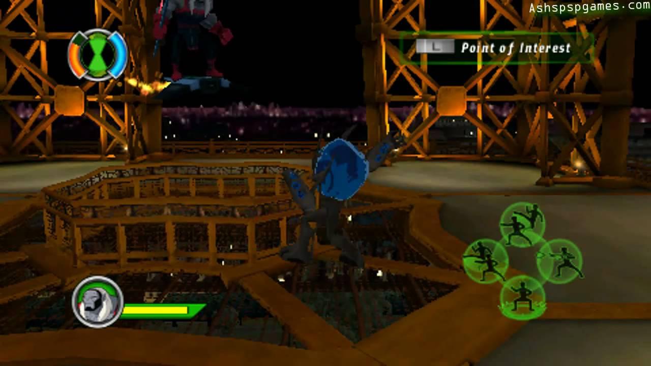 Ben 10 Ultimate Alien Cosmic Destruction Cheats