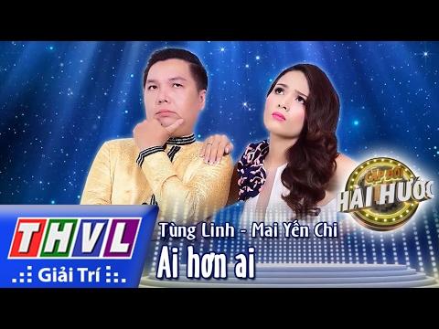 THVL l Cặp đôi hài hước - Tập 1 [8]: Ai hơn ai - Tùng Linh, Mai Yến Chi