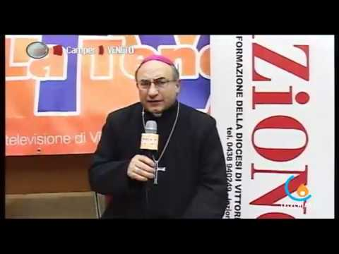 Gli auguri di Pasqua del vescovo di Vittorio Veneto