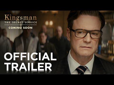 Kingsman: The Secret Service   Official Trailer 2 [HD]   20th Century FOX
