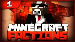 Minecraft FACTION Server Lets Play - THE BEGINNING - Ep. 1