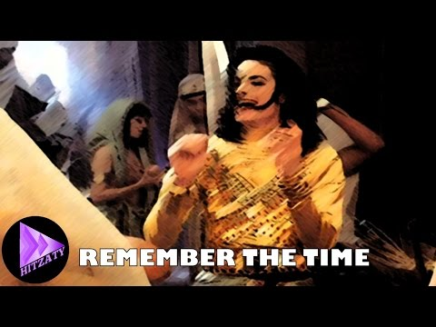Michael Jackson : Remember The Time [Arabic Subtitles] مترجم عربي