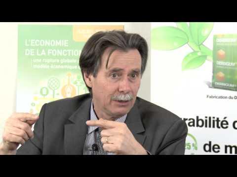 Conférence internationale - L'économie de la fonctionnalité: Christian du Tertre