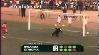 Ethiopia 6 vs Rwanda 5 penalty shootout