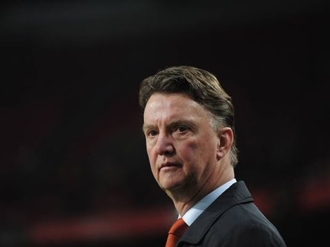 Manchester United Confirm Louis Van Gaal the New Manager May 2014
