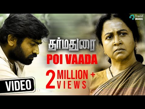 Poi Vaada Song From Dharmadurai