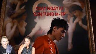 SƠN TÙNG M-TP- CHẠY NGAY ĐI (Run Now) MV Reaction | WE HAVE BEEN BLESSED