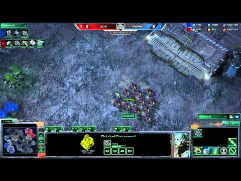 Open Winners Round 5 - DDE vs Puma - Game 2