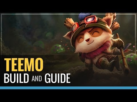 League of Legends - Teemo S4 Build and Guide