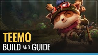 League Of Legends Teemo S4 Build And Guide