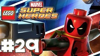 LEGO Marvel Superheroes LEGO BRICK ADVENTURES Part 29