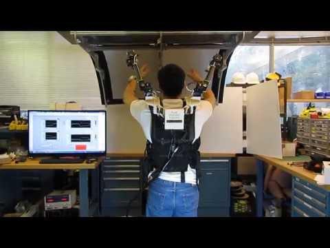 MIT Robot on the Shoulder Control