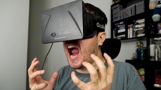 AHHHH! - Oculus Rift