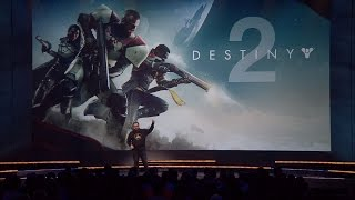 Destiny 2 - Gameplay Premiere Livestream