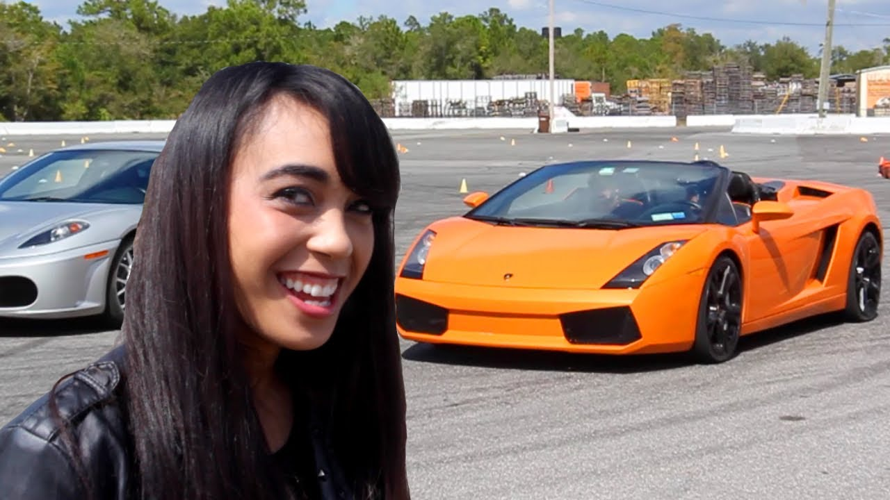 Driving Exotic Cars and Youtubers Getting Tazed - YouTube