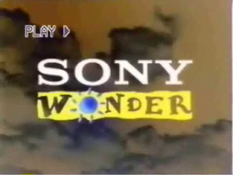 Sony Wonder Logo with Effects - YouTube