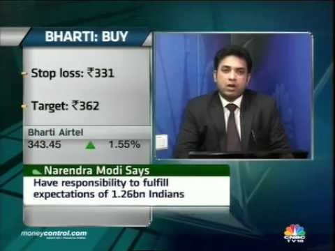 Expect Bharti Airtel to test Rs 365: Amit Harchekar