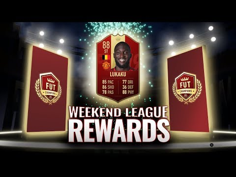 FUT CHAMPIONS REWARDS 😱 CAN WE PACK 88 RED LUKAKU?!? 😎 FIFA 19 FUT CHAMPS PACK OPENING