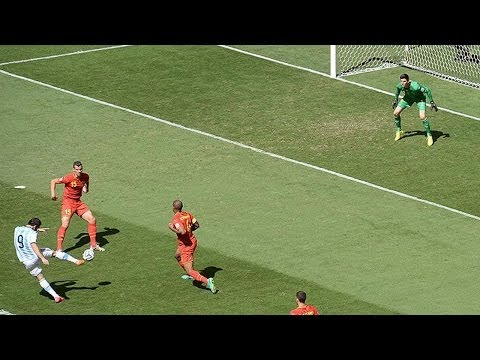 Argentina Eliminates Belgium! Higuain Scores! Messi and Argentina Winning It All?