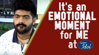 It's an emotional moment for me at Indian Idol 9 competition: Singer Revanth [ Exclusive Interview