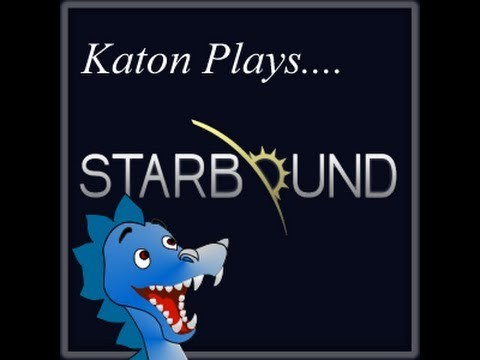 Katon Plays Starbound Beta BLIND! part 3: Anvil and band aids!