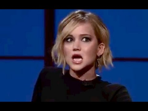 Jennifer Lawrence Funny Moments