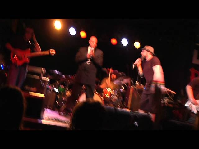 """MUSIC EVERY DAY"" by The Salads! feat. Angelo Moore of Fishbone"