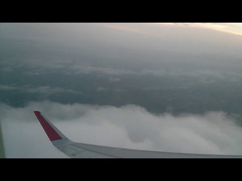 AirAsia India A320 take-off from Bangalore