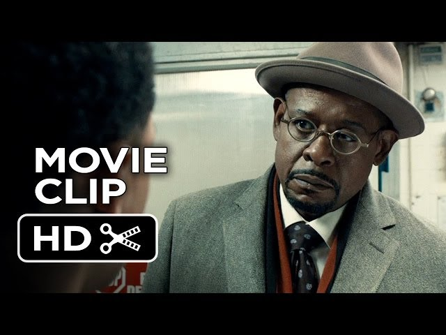 Black Nativity Movie CLIP - Grandfather (2013) - Forest Whitaker Movie HD