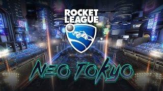 Rocket League - Neo Tokyo Trailer