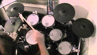 Jimi Hendrix Band Of Gypsy's Power Of Love (Drum Cover