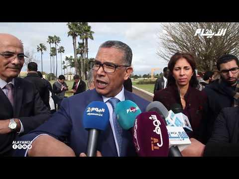خبراء : ماء سد سيدي محمد بن عبد الله صالح للشرب