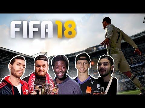 RONALDO SUR FIFA 18.. ET ZIDANE ?!  L'avis des pros