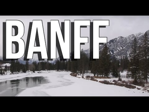 Banff, Alberta: Visit Banff Travel Video (HD) -- Banff, Canada Tourism Travel Guide
