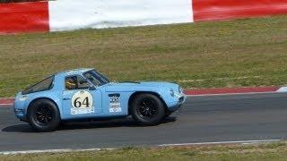 TVR Griffith beim Oldtimer Grand Prix