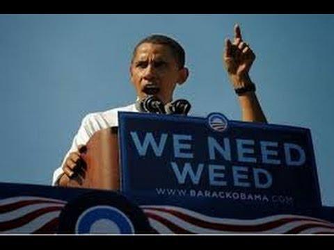 Obama - Marijuana No More Dangerous Than Alcohol