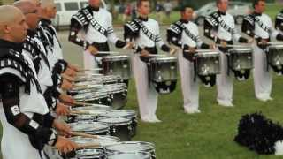 Phantom Regiment Drumline 2013