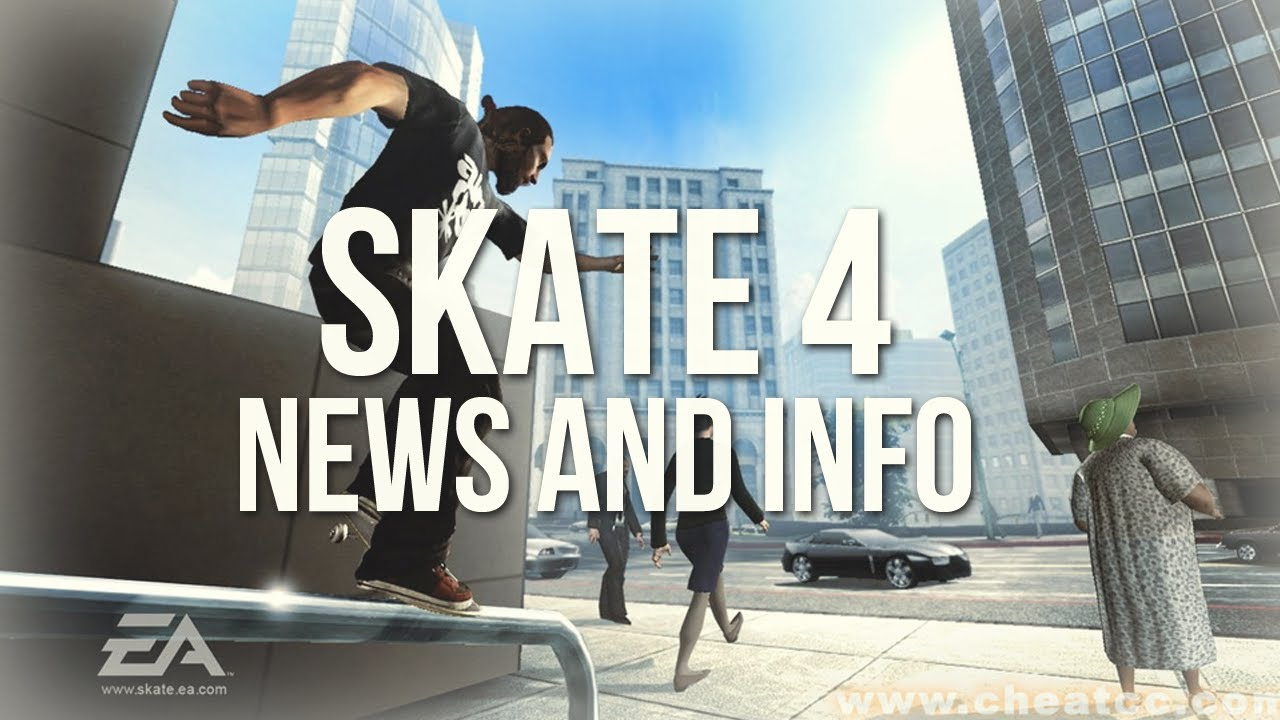 Skate 4 release date has been leaked with an included copy of Skate ...