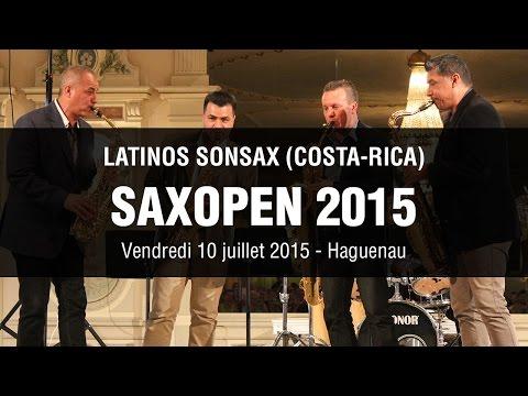 SaxOpen 2015 - Latinos SonSax