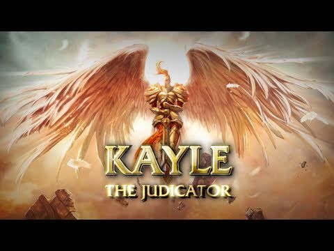 Kayle: Champion Spotlight   Gameplay - League of Legends