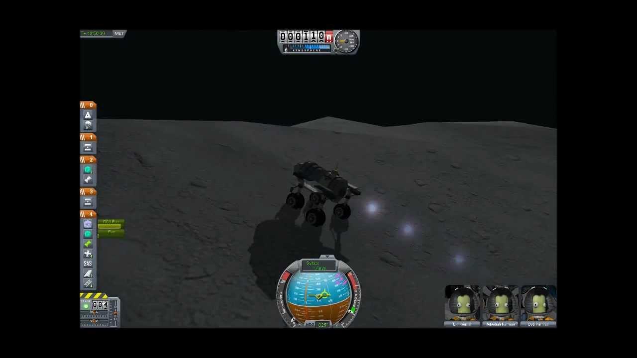kerbal space program mun mission - photo #45