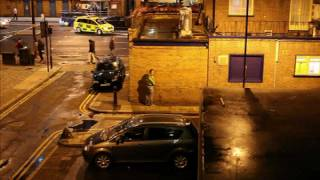 Drunk people urinating in the street in Hoxton view on youtube.com tube online.