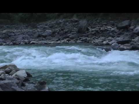 Girls at Play Whitewater Kayaking Nepal 2014