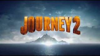 Journey 2: The Mysterious Island Movie Trailer