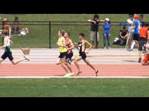 800m men - Ontario Junior Outdoor Track & Field Championships Ottawa